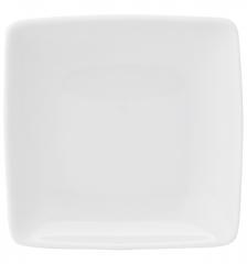 Тарелка сервировочная квадратная Carre White, 31х31см