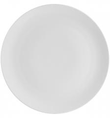 Тарелка сервировочная Broadway White, 330мм