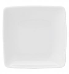 Тарелка для масла квадратная Carre White, 9х9см