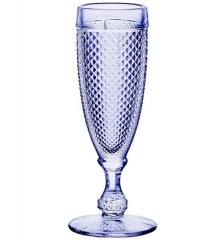 Набор лиловых бокалов для шампанского, Bicos
