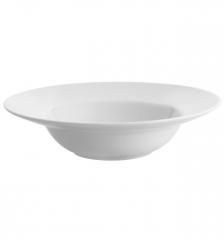 Тарелка для пасты Broadway White, 460мл