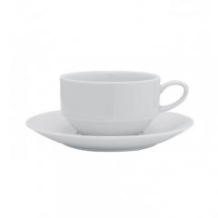 Набор чашка кофейная с блюдцем Spirit, 90мл