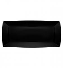 Блюдо прямоугольное для багета Carre Black
