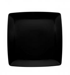 Тарелка хлебная квадратная Carre Black
