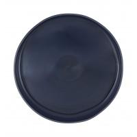 Блюдо круглое TERRA SAFIRA, 41см, темно-синее