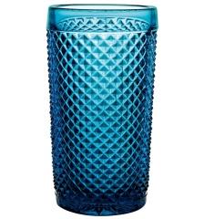 Набор стаканов высоких бирюзовых, Bicos