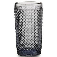 Набор стаканов высоких дымчатых, Bicos