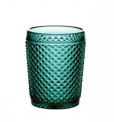 Набор стаканов низких зеленых, Bicos