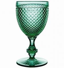 Бокал для воды зеленый, Bicos