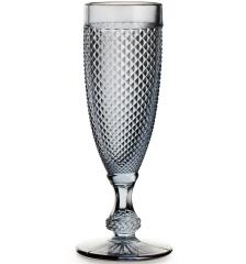 Набор дымчатых бокалов для шампанского, Bicos
