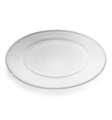 Блюдо стеклянное прозрачное Bicos, 33см