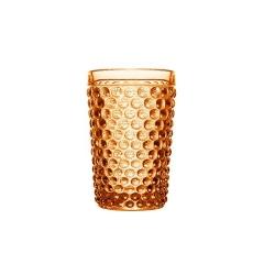 Набор янтарных стаканов Dots, 460мл