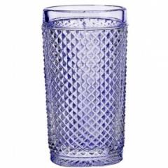 Набор стаканов высоких лиловых, Bicos