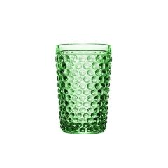 Набор зеленых стаканов Dots, 300мл