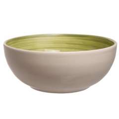 Пиала 14,5 см зеленая, Turbolino