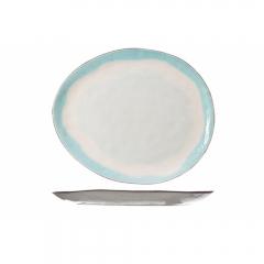 Тарелка столовая 27 см, Malibu