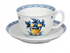 Чашка чайная с блюдцем VIANA, 270мл