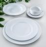 Набор чашка суповая (260мл) с блюдцем, Perla